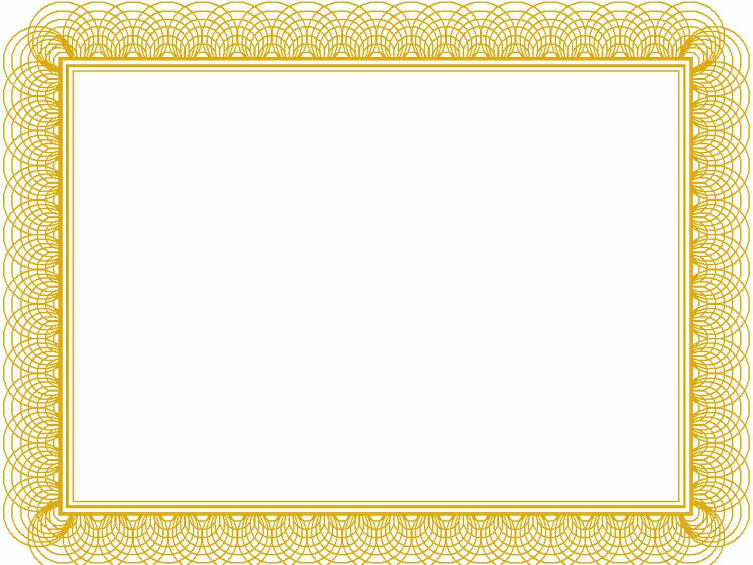 Free Gold Border Templates Fresh Borders and Frames for Certificates Financial Letter