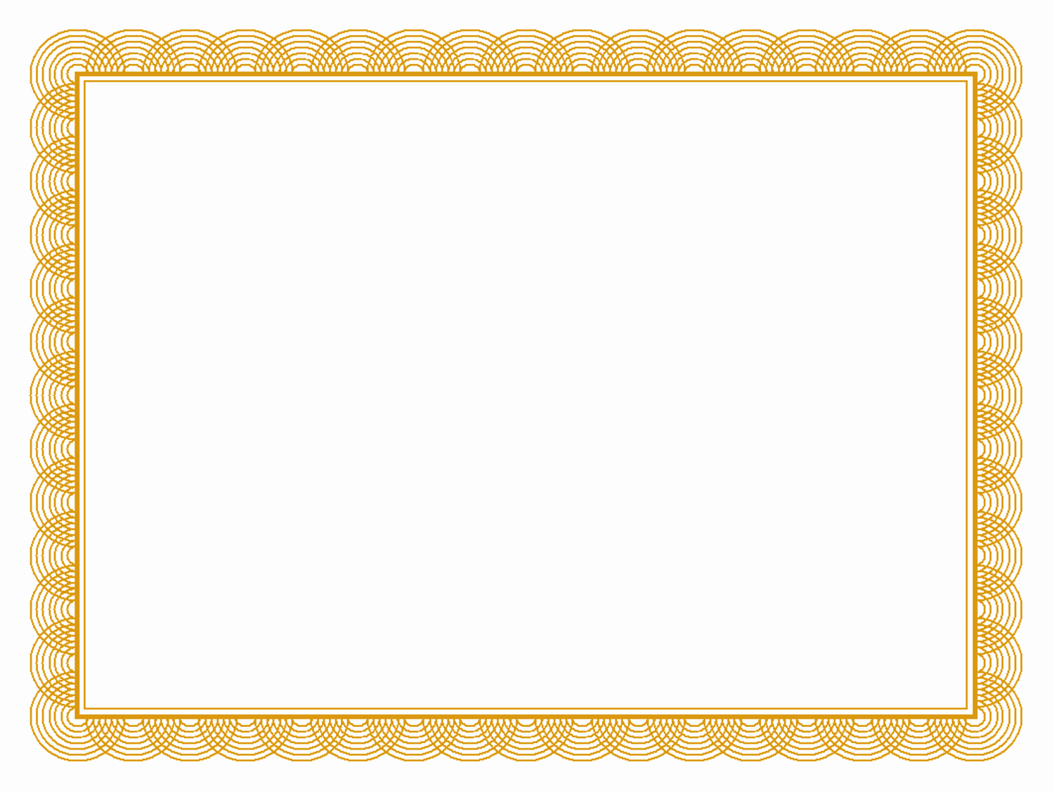 Free Gold Border Templates Lovely Certificate Of Pletion Diploma Design Template