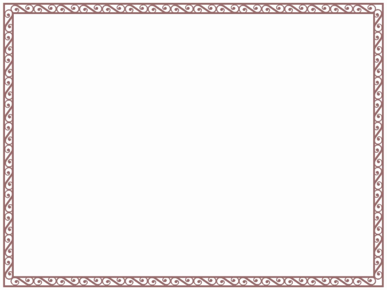 Free Gold Border Templates Unique Free Certificate Borders Download Free Clip Art Free