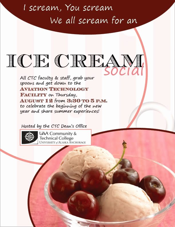 Free Ice Cream social Flyer Template Best Of Ice Cream social Flyer Template