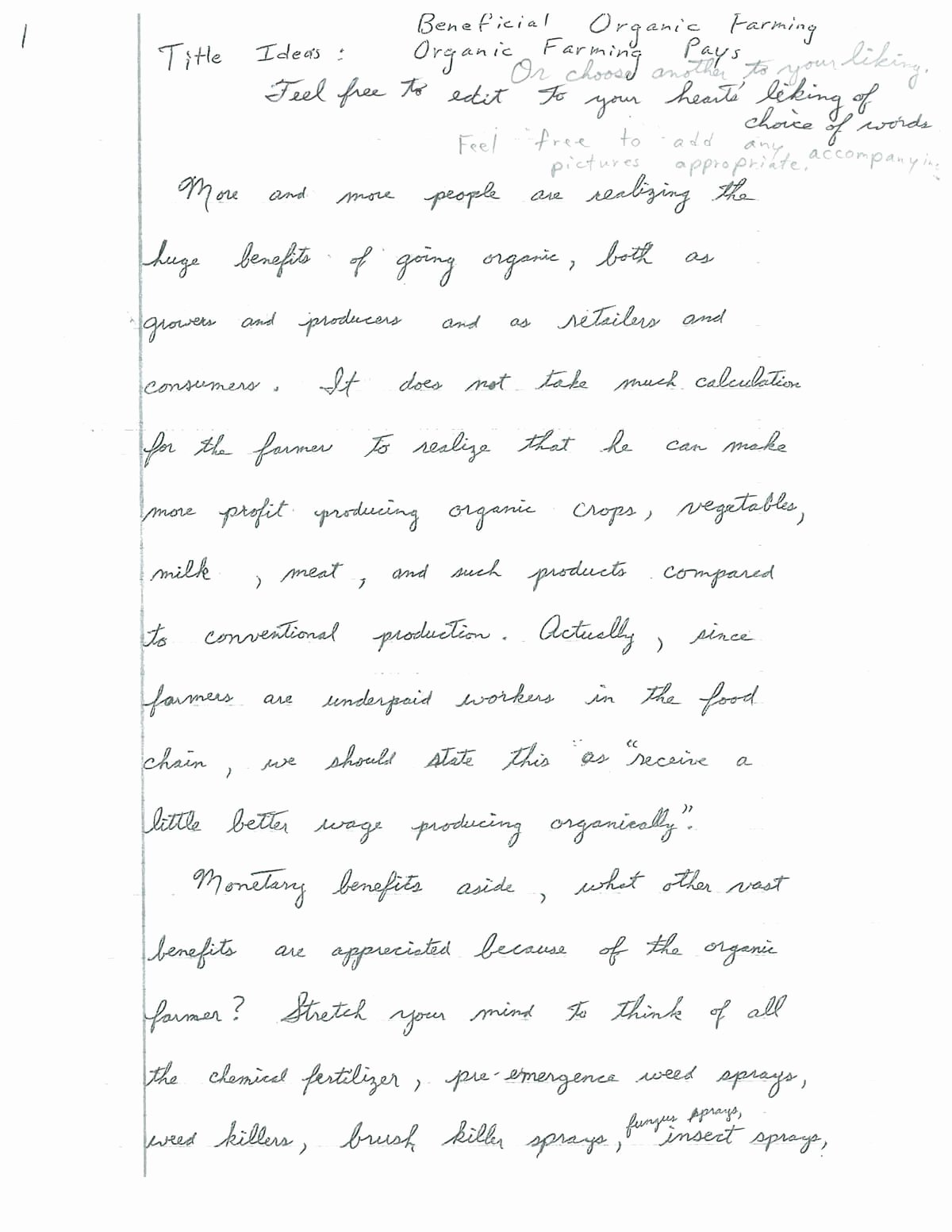 Essay for correction officer