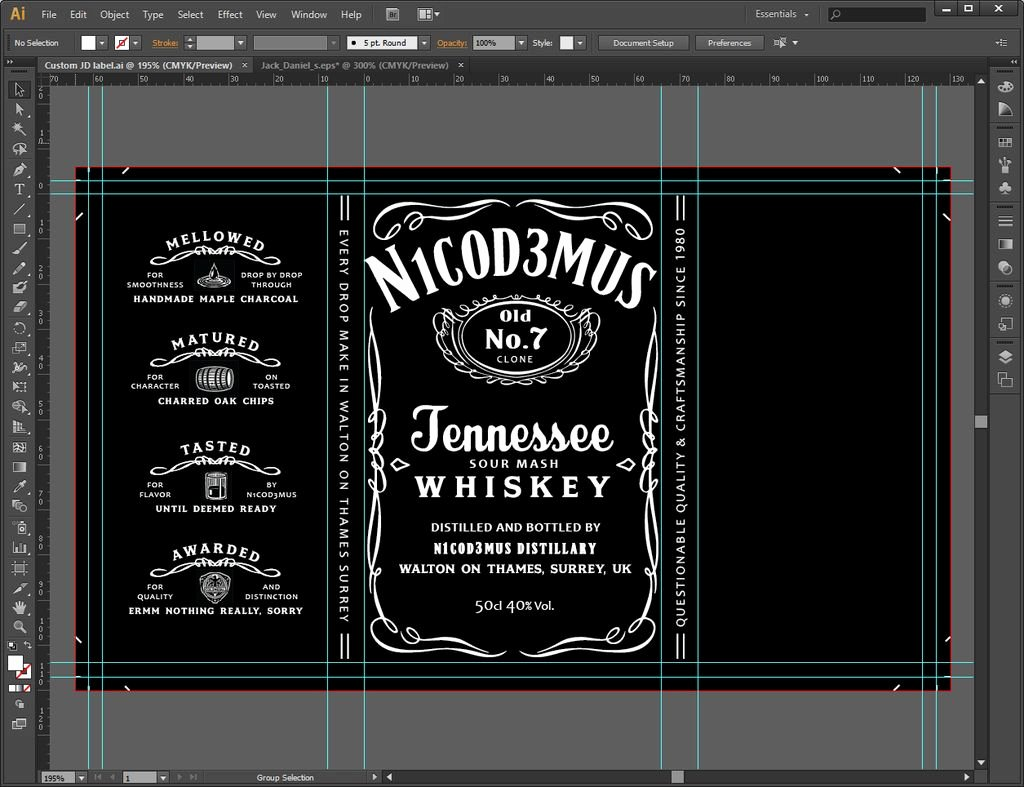 Free Jack Daniels Label Template Awesome Jack Daniels Font Download