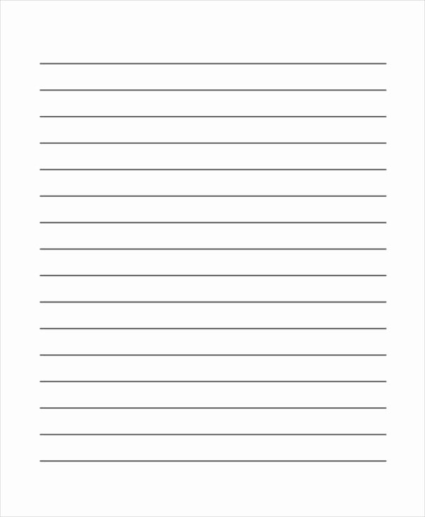 Free Lined Stationery Templates Best Of First Grade Lined Paper Printable Zoro Blaszczak