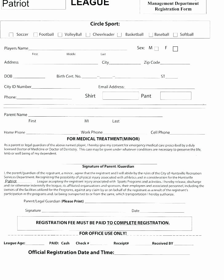 Free Membership Application Template Best Of Club Membership Template