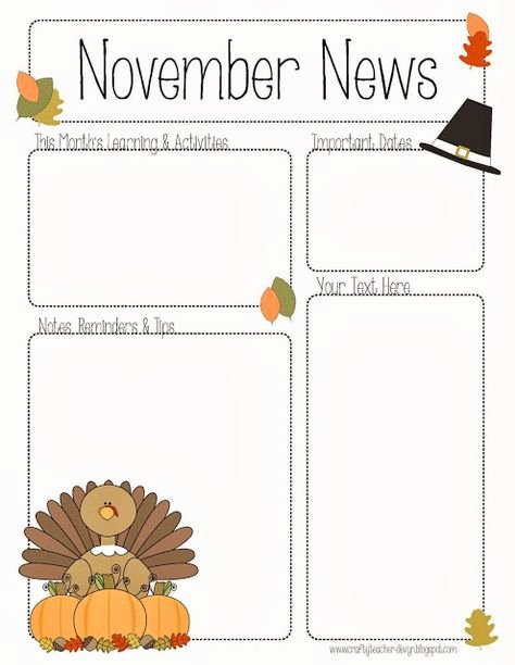 Free Newsletter Templates for Preschool Inspirational 1000 Ideas About Preschool Newsletter On Pinterest