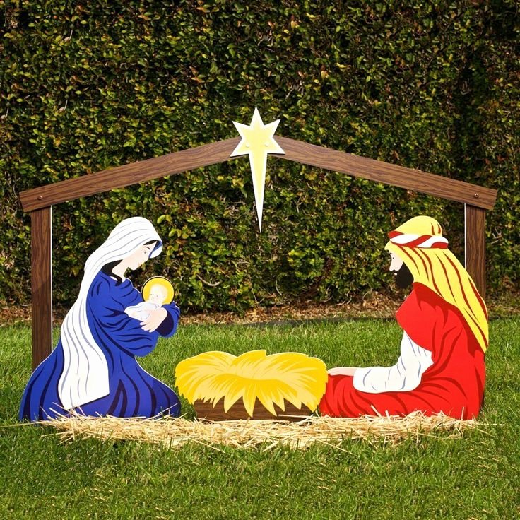 Free Outdoor Nativity Scene Patterns Beautiful 25 Unique Christmas Nativity Set Ideas On Pinterest