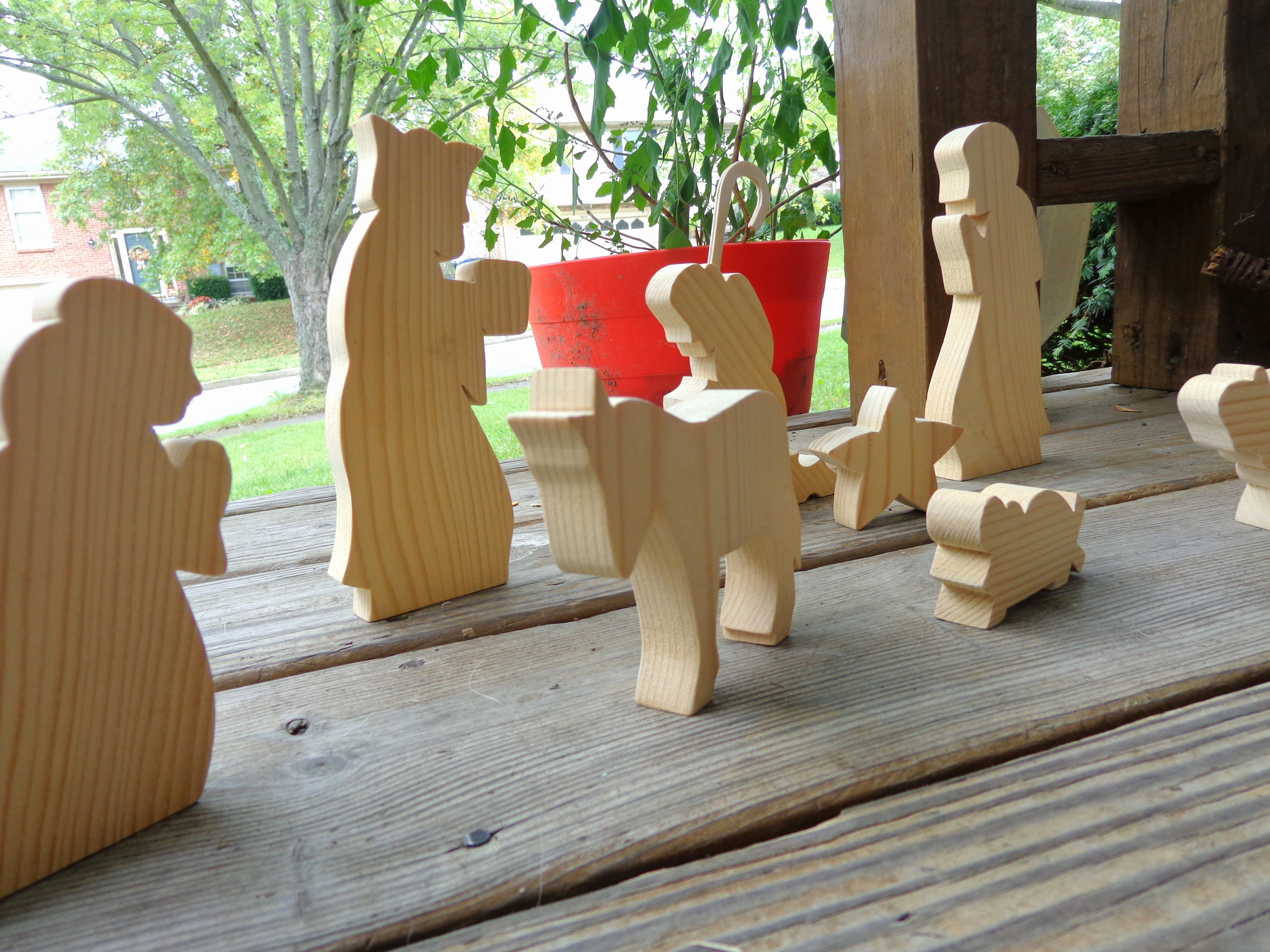 Free Outdoor Nativity Scene Patterns Inspirational Download Free Woodworking Plans Nativity Scene Plans Diy