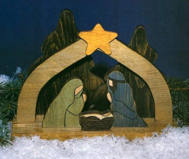 Free Outdoor Nativity Scene Patterns Inspirational Patterns for Wooden Outdoor Christmas Decorations