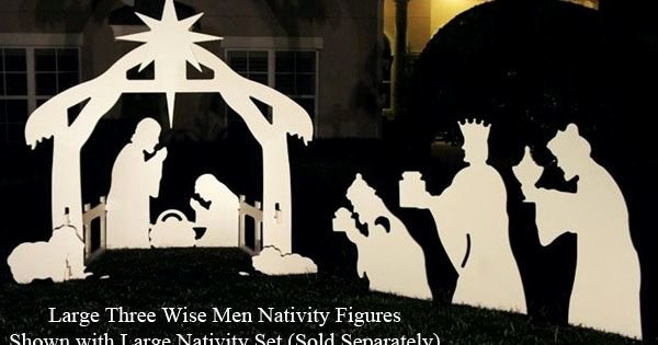 Free Outdoor Nativity Scene Patterns Lovely Free Silhoutte Nativity Scene Patterns