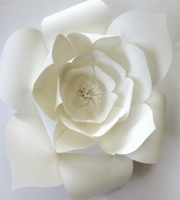 Free Paper Flower Patterns Inspirational Paper Flower Pattern Flowers Ideas for Review