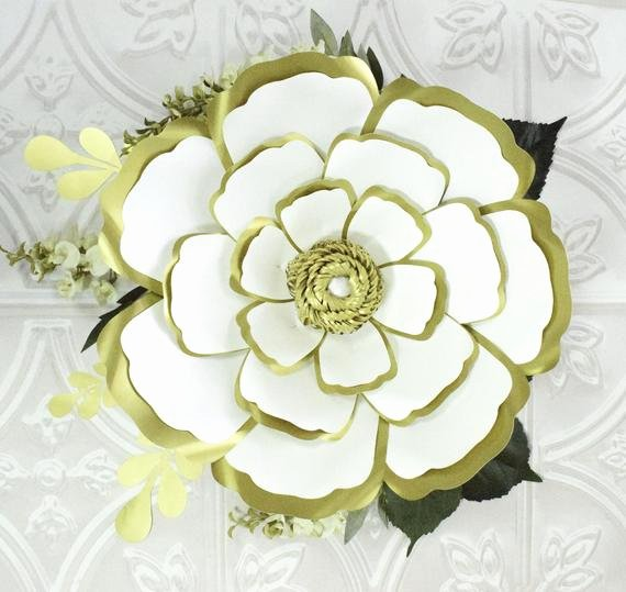 Free Paper Flower Patterns Inspirational Paper Flowers Giant Paper Flower Patterns