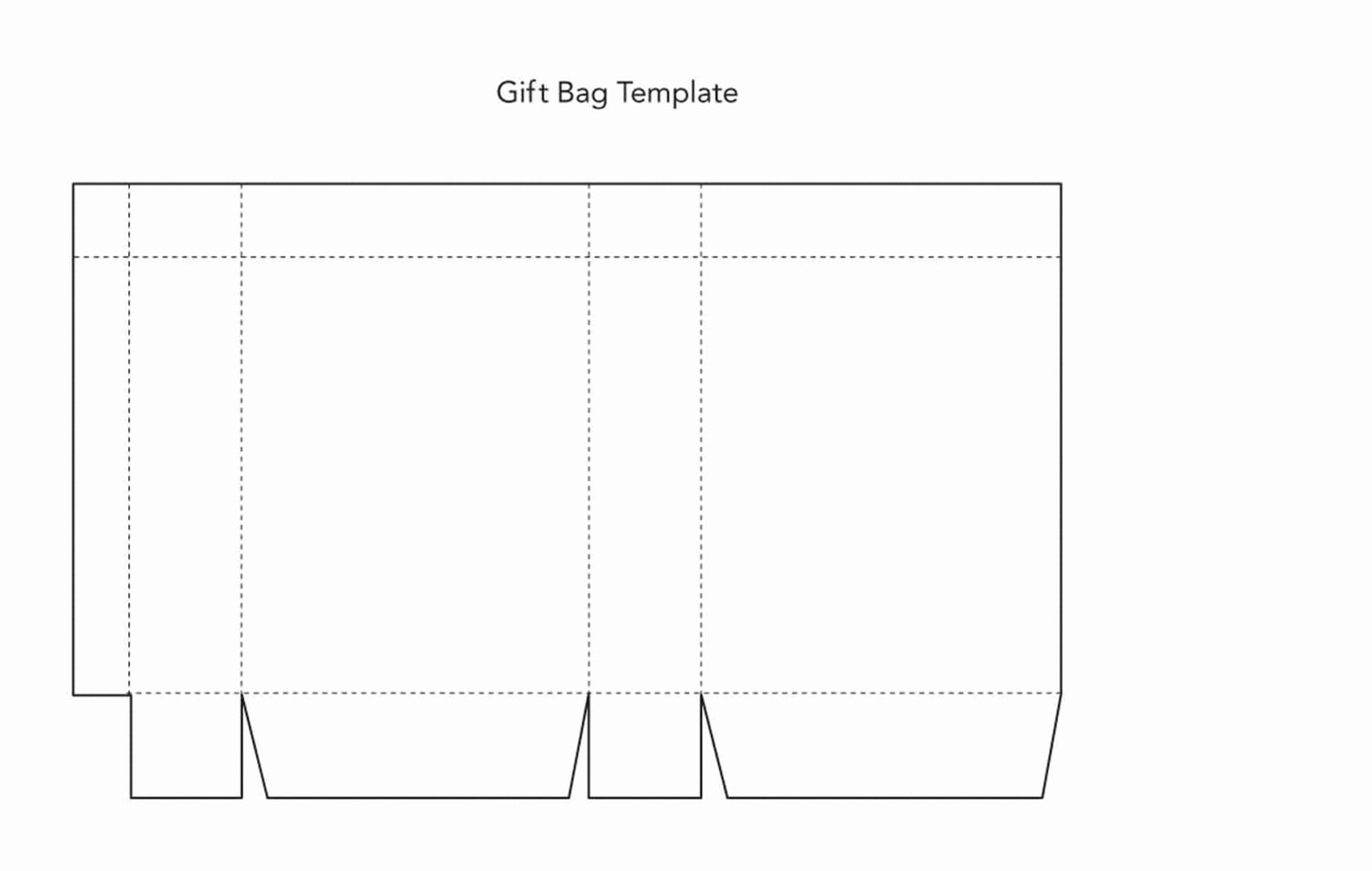 Free Paper Purse Template Printable Unique 26 Of Bag Template Cut Out Small