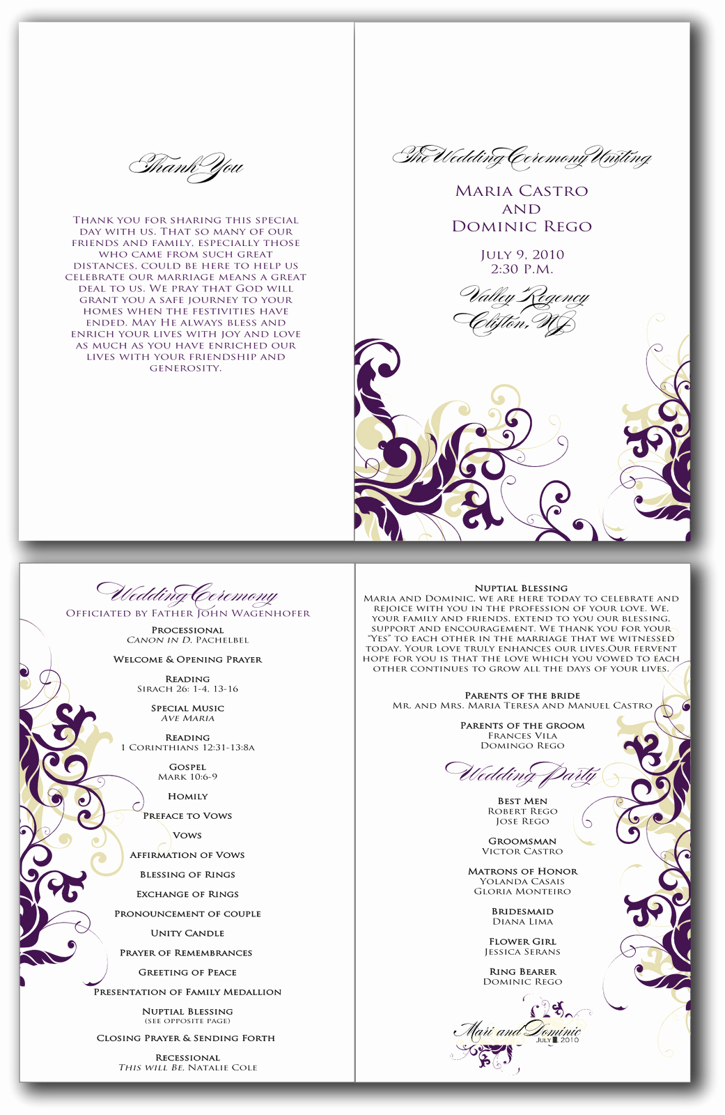 Free Pastor Anniversary Program Template Unique 8 Best Of Free Printable Church Program Design
