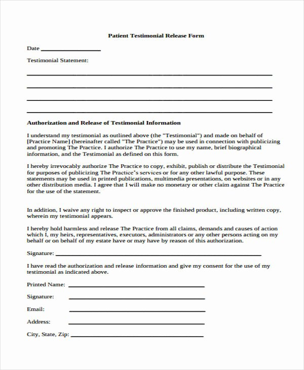 Free Patient Information form Template New Free Patient Information form Template Baskanai