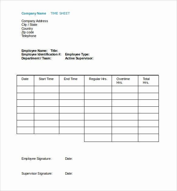 Free Payroll Template Elegant 15 Payroll Templates Pdf Word Excel