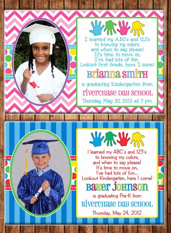 Free Preschool Graduation Program Template Luxury 17 Best Images About Preschool Beginning & End Of the Year