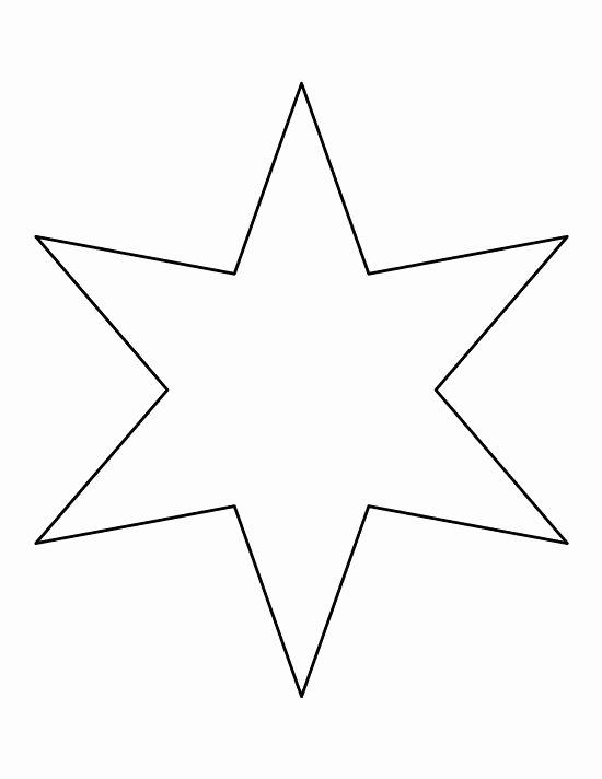Free Printable American Flag Star Stencil Elegant the 25 Best Star Template Ideas On Pinterest