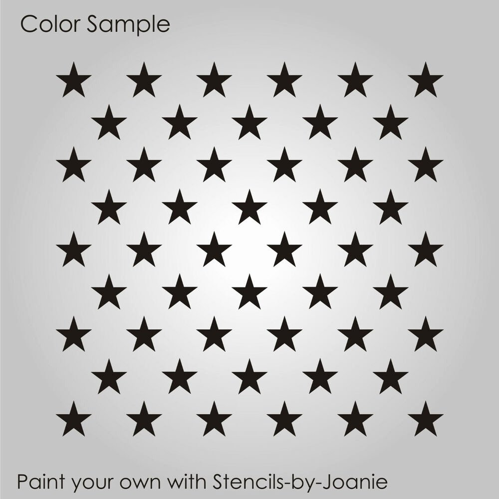 Free Printable American Flag Star Stencil Unique Flag Stencil 50 Stars Proud Americana Liberty Old Glory