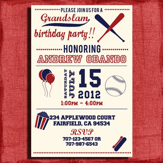 Free Printable Baseball Birthday Invitations Awesome Free Printable Sports Birthday Invitations