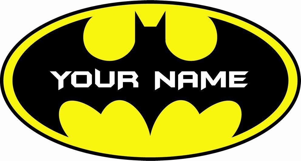 Free Printable Batman Logo Awesome Free Free Printable Batman Logo Download Free Clip Art