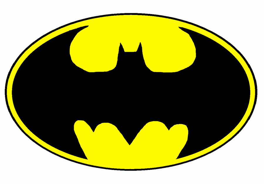 Free Printable Batman Logo Fresh Free Printable Batman Logo Clipart Best Clipart Best