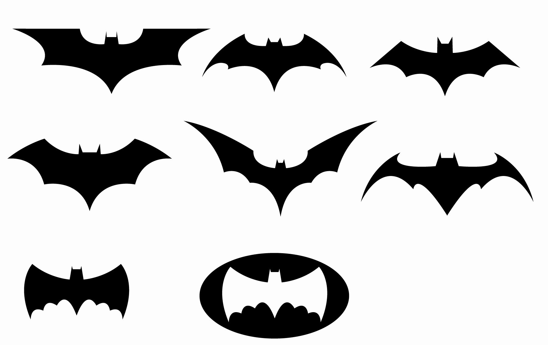 Free Printable Batman Logo Unique Free Batman Logos Download Free Clip Art Free Clip Art