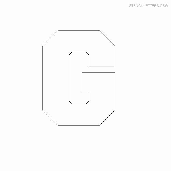 Free Printable Block Letters Elegant Free Printable Block Letter Stencils