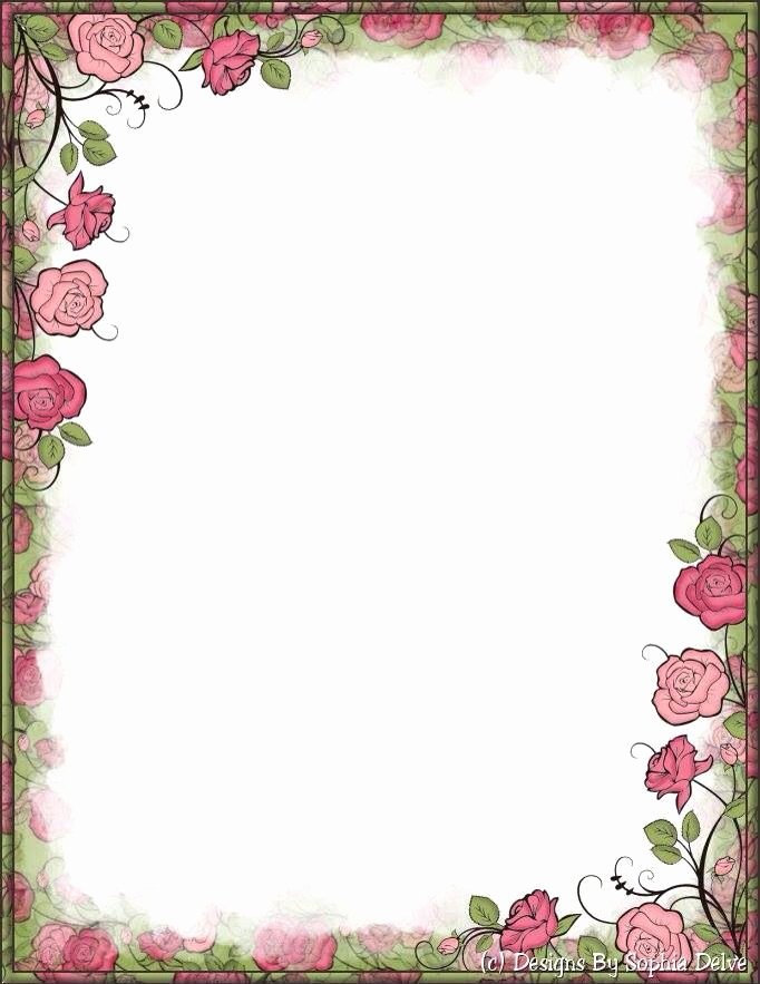 Free Printable Border Designs for Paper Lovely 1070 Best Borders and Frames Images On Pinterest