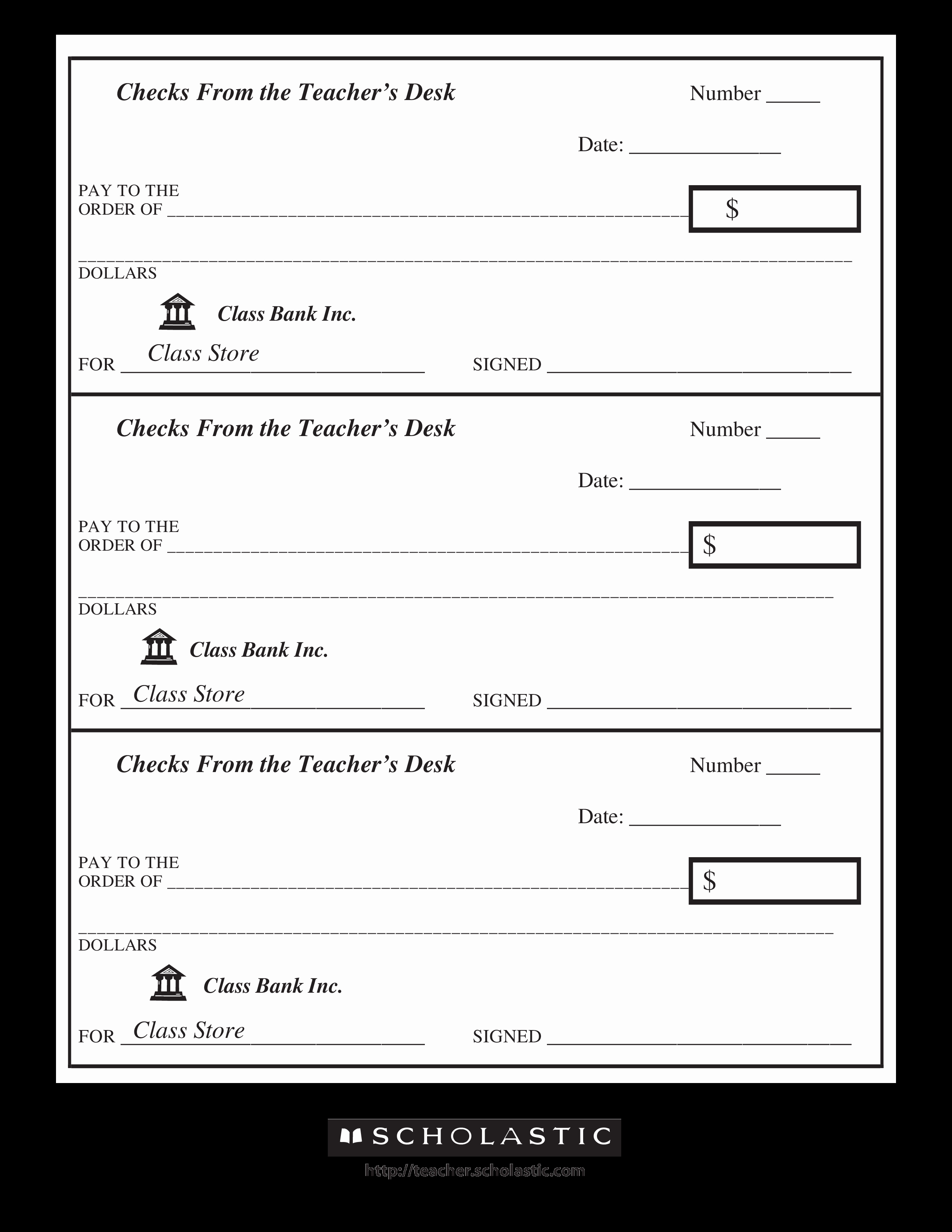 Free Printable Checks Template Best Of Free Blank Check