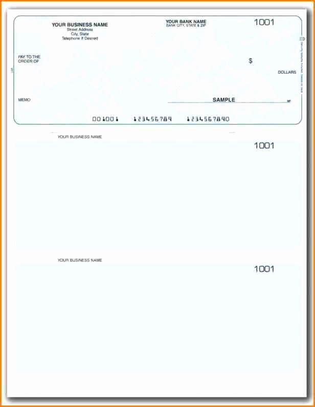 Free Printable Checks Template Elegant 11 Payroll Checks Templates