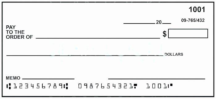 Free Printable Checks Template Fresh 15 Free Fake Check Stubs