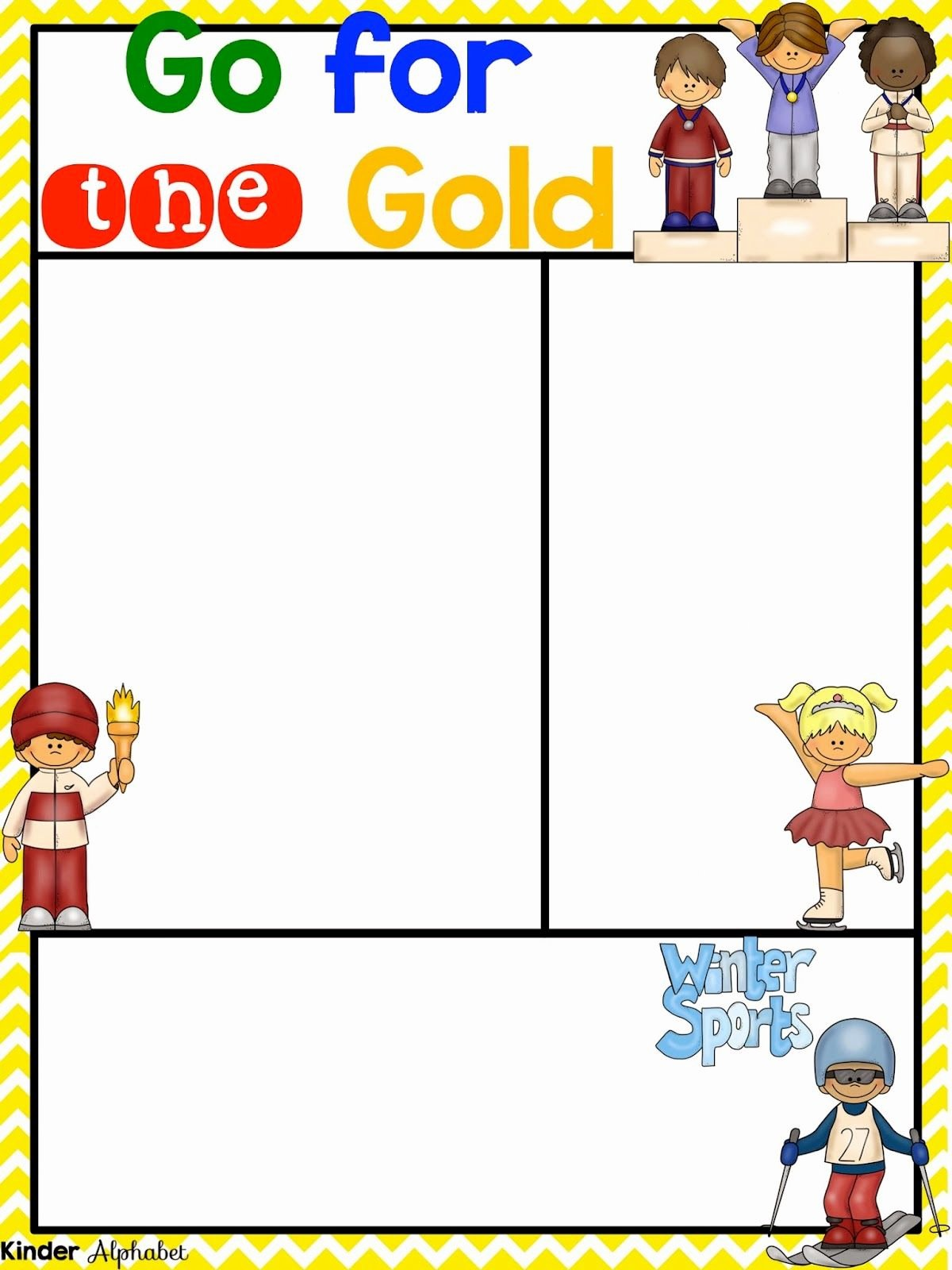 Free Printable Classroom Newsletter Templates Awesome Freebielicious Free Newsletter Template with A Winter