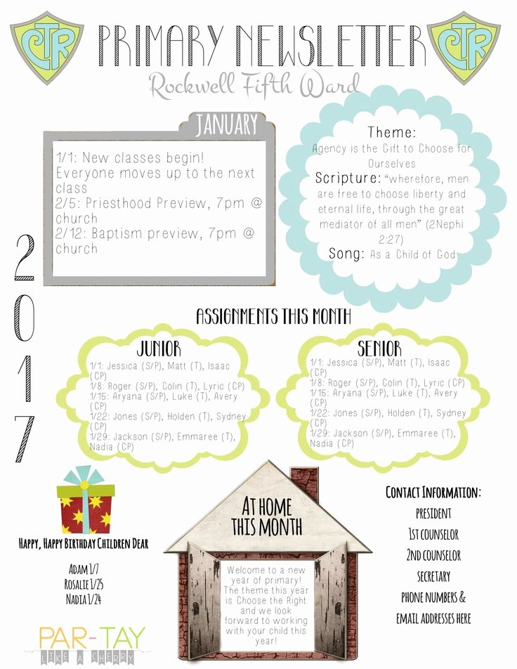 Free Printable Classroom Newsletter Templates Lovely Best 25 Preschool Newsletter Ideas On Pinterest