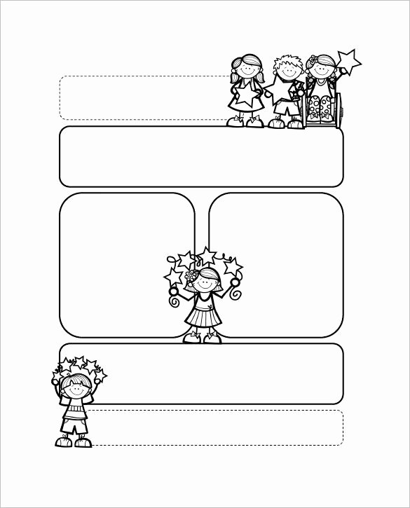 Free Printable Classroom Newsletter Templates Luxury 13 Printable Preschool Newsletter Templates Free Word