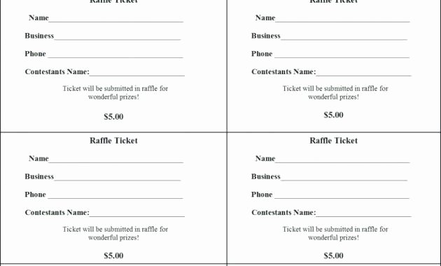 Free Printable Contest Entry form Template Best Of Ballot forms Templates