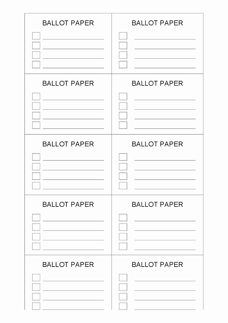 Free Printable Contest Entry form Template Lovely Voting Ballot Template Free Word Archives Hashtag Bg