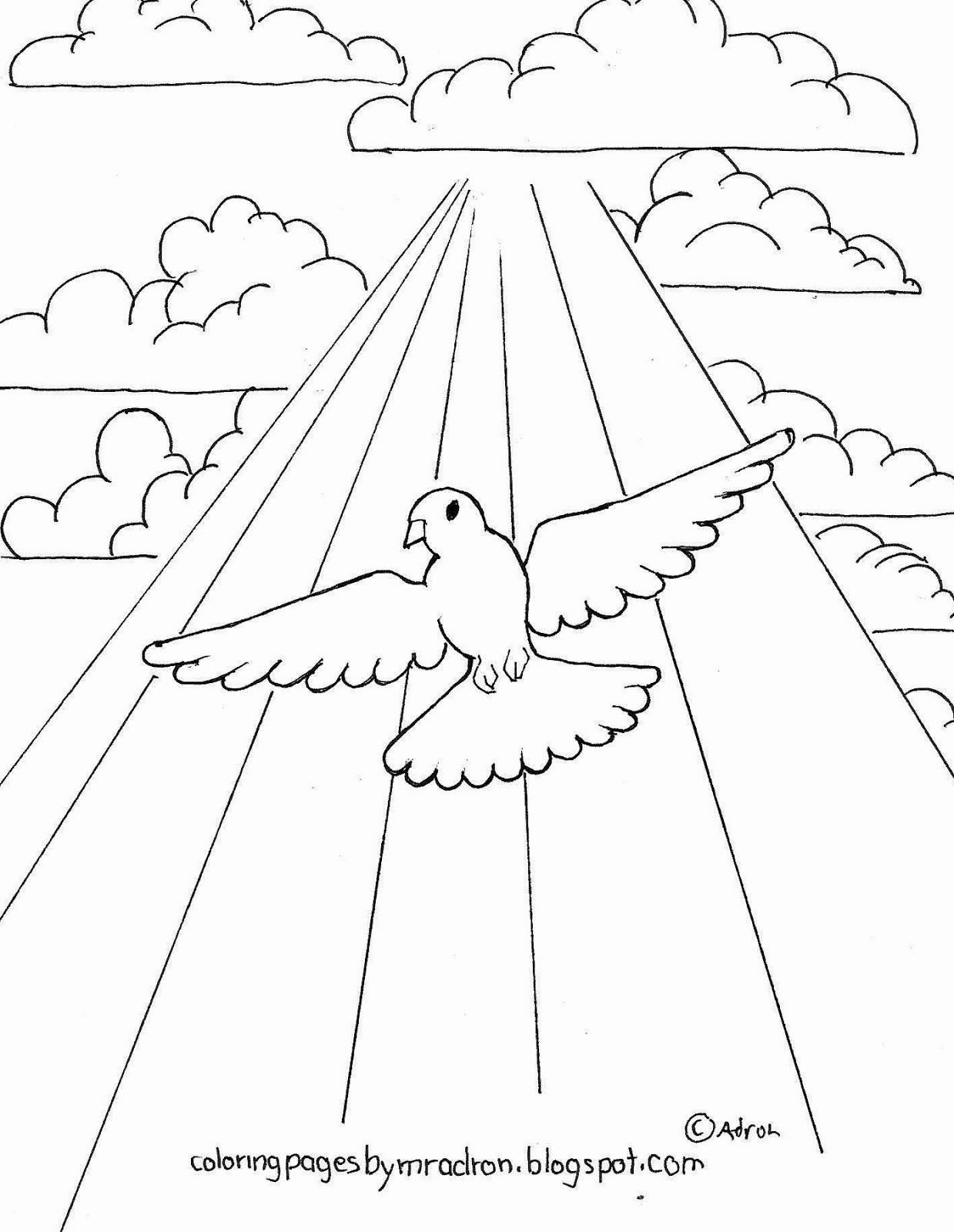 Free Printable Dove Template Unique Small Dove Coloring Coloring Pages