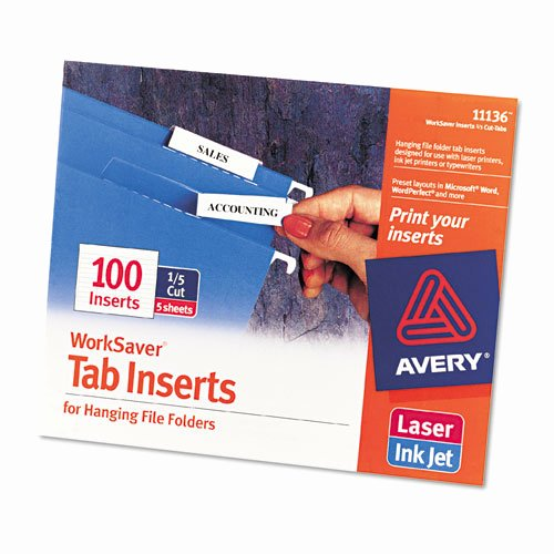 Free Printable File Folder Labels Best Of Ave Avery Printable Inserts for Hanging File Folders