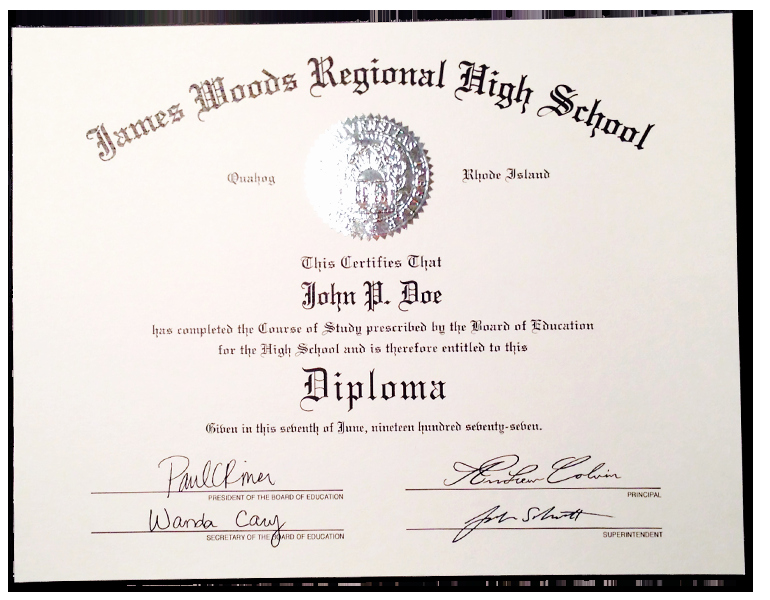 Free Printable Ged Certificate Inspirational Buy A Fake High School Diploma & Transcripts Line