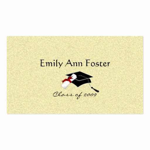 Free Printable Graduation Name Cards Awesome Blog Archives