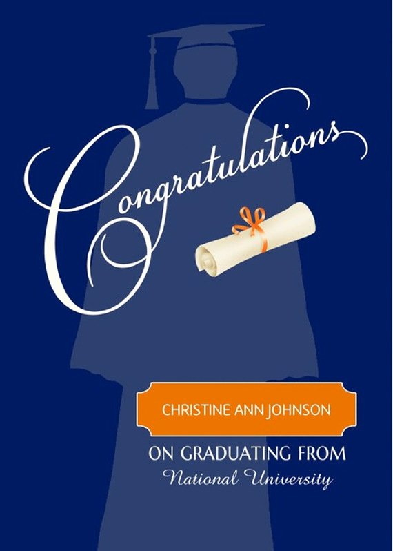 Free Printable Graduation Name Cards Unique 7 Graduation Name Cards Free Psd Vector Eps Png