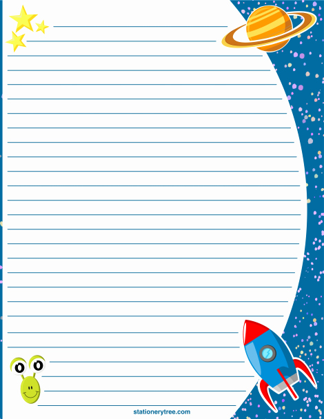 Free Printable Lined Stationery Beautiful Pin by Muse Printables On Stationery at Stationerytree