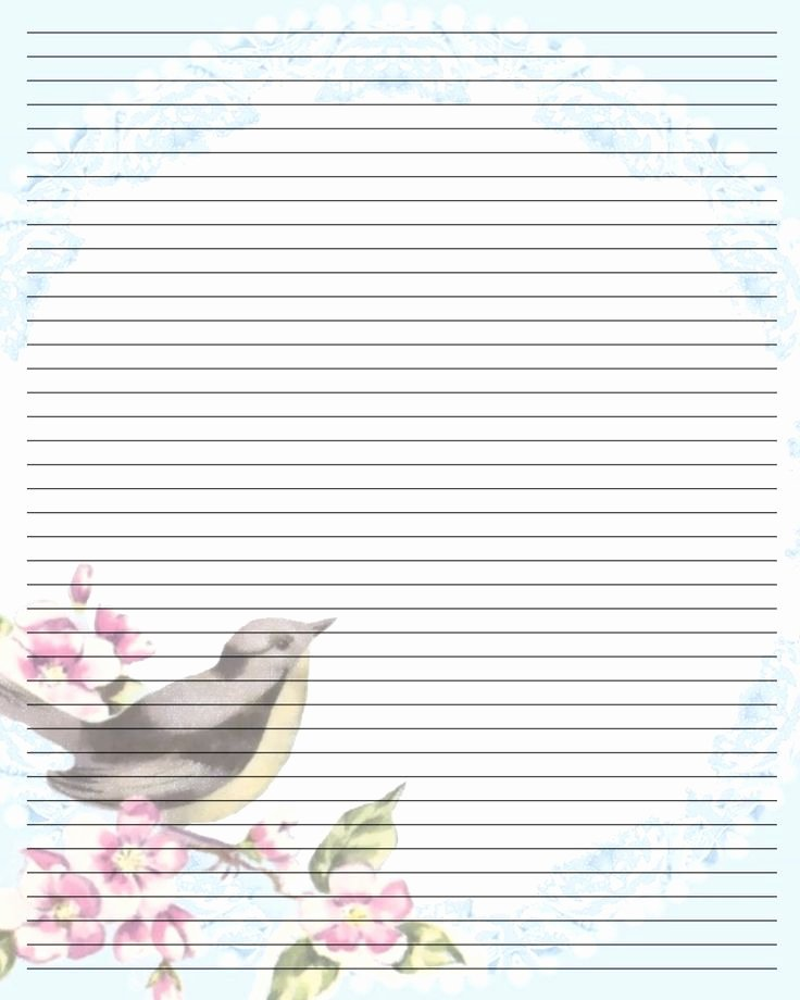 Free Printable Lined Stationery Inspirational 17 Best Images About Stationery Products On Pinterest
