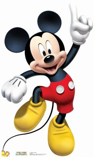Free Printable Mickey Mouse Cutouts Best Of Mickey Mouse Clubhouse Disney Lifesize Cardboard Standup
