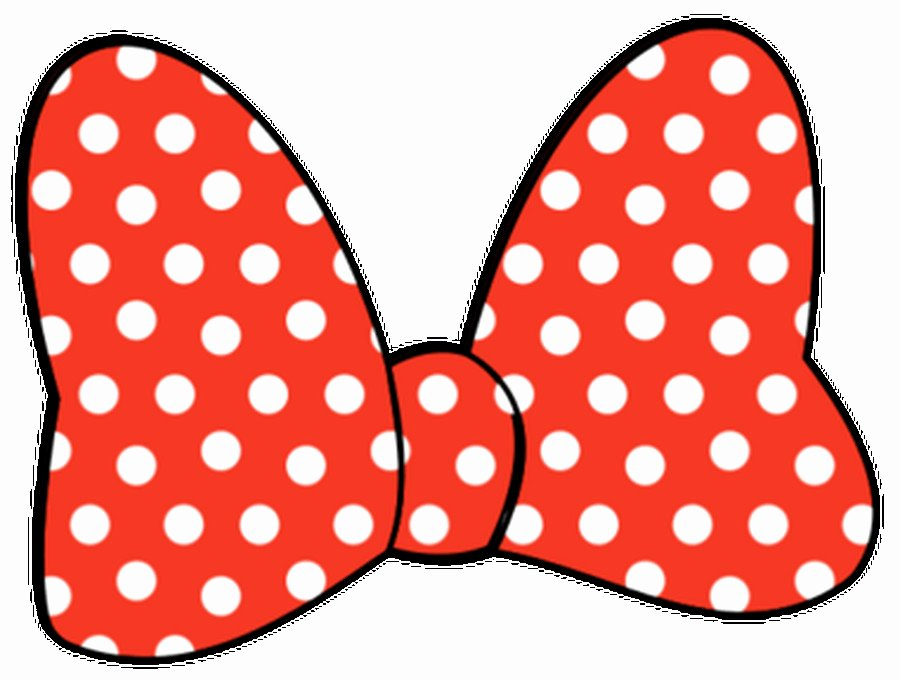 Free Printable Minnie Mouse Bow Template Beautiful Minnie Clipart at Getdrawings
