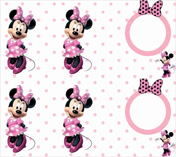 Free Printable Minnie Mouse Bow Template Elegant 23 Awesome Minnie Mouse Invitation Templates Psd Ai