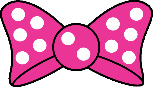Free Printable Minnie Mouse Bow Template New Minnie Bow Clip Art at Clker Vector Clip Art Online