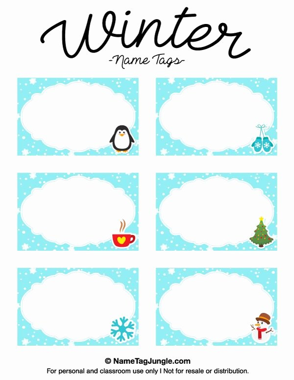 Free Printable Name Tags for Preschoolers Beautiful 17 Best Ideas About Name Tag Templates On Pinterest