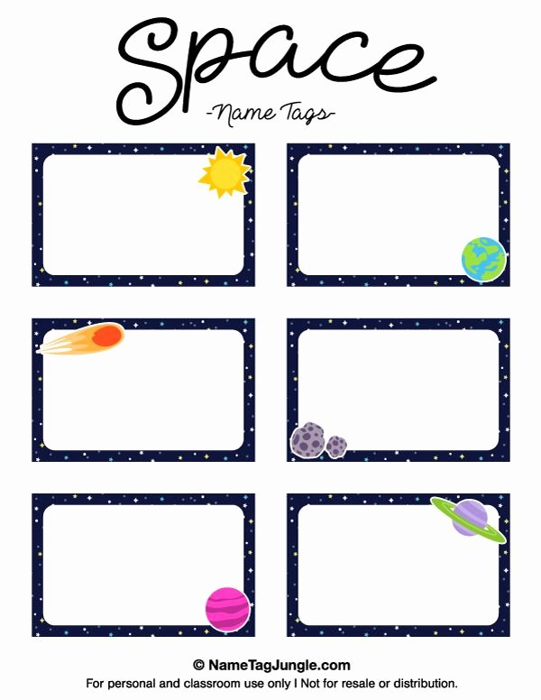 Free Printable Name Tags for Preschoolers New 25 Best Ideas About Printable Name Tags On Pinterest