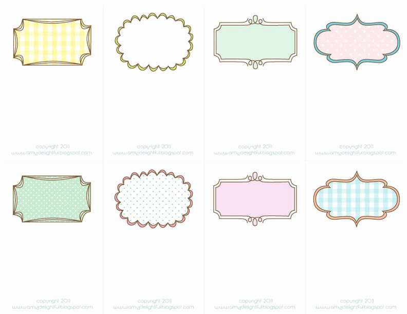 Free Printable Note Card Template Awesome Amy J Delightful Blog Printable Note Cards Place Cards